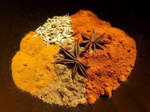 ادویه های مختلف و ترکیب ادویه جات در غذاهای ایرانی : | کدبانو